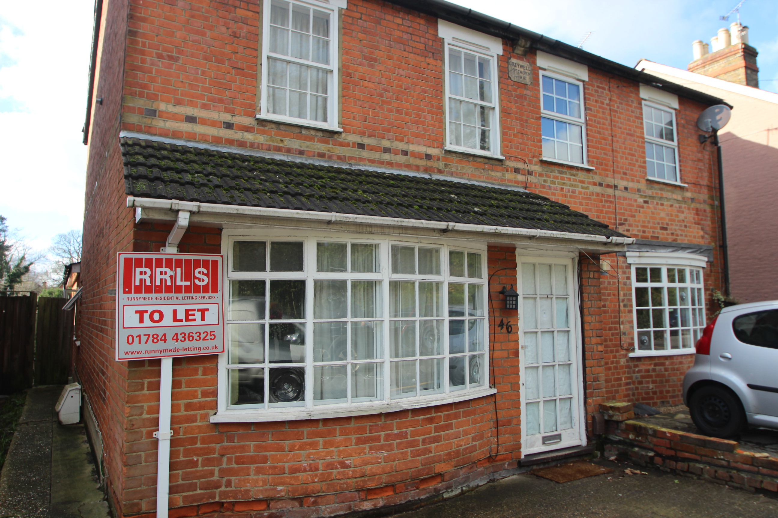 5 Bedroom Semi-Detached STUDENT PROPERTY, Englefield Green [STUDENTS ONLY]