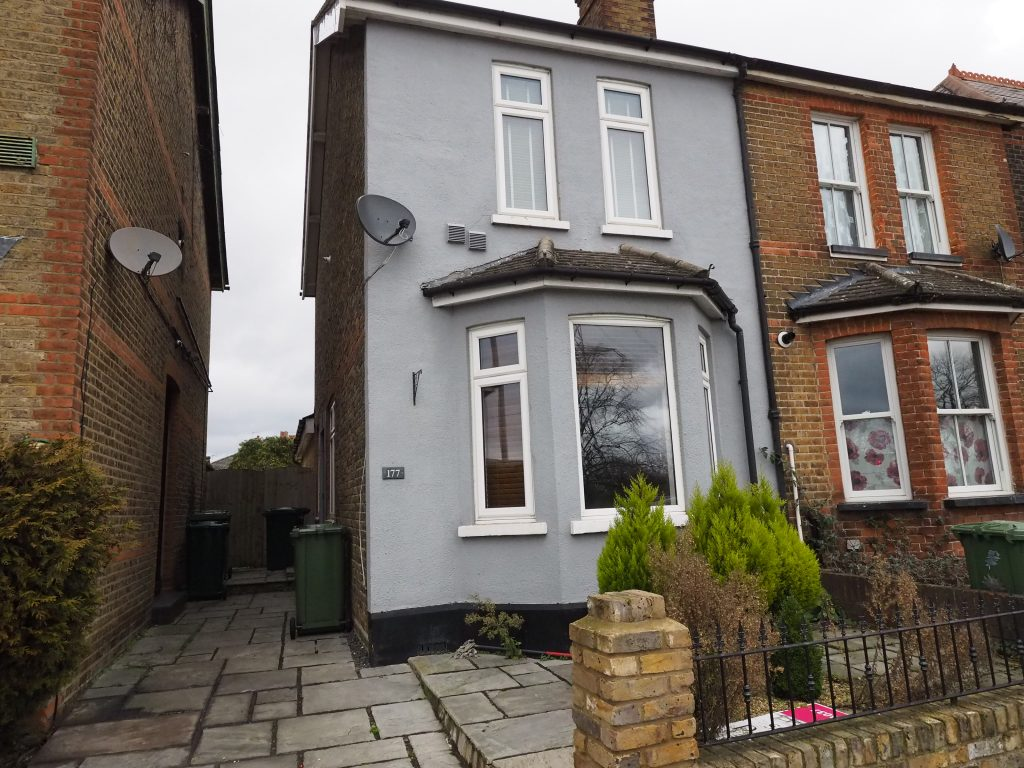 3 Bedroom Semi-Detached House, Staines